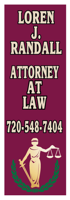 Loren J. Randall Attorney at Law Denver, Colorado